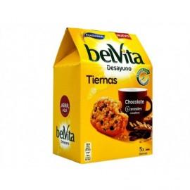 Fontaneda Galletas Belvita 5 Cereales Tiernas de Chocolate Paquete 250g