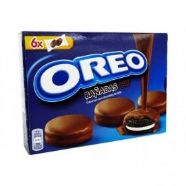 LU 264g box Chocolate coated Oreo cookies