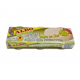 Atun Albo Aceite Oliva virgen Ro-70 Grs Pk-3