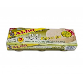 Tuna Albo virgin olive oil Ro-70 Grs Pk-3