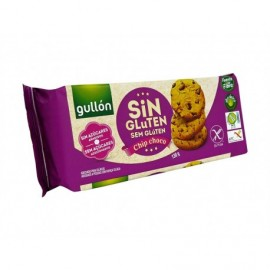 Gullon 130g package Gluten free cookies Chip Choco sugar free
