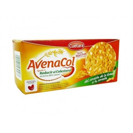 Cuétara Galletas Digestive Avenacol Caja 300g