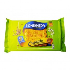 Fontaneda Galletas Cuidate Sin Gluten Caja 240g