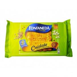 Fontaneda Prenditi cura dei biscotti senza glutine Scatola 240 g