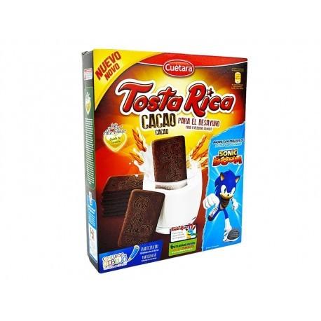 Cuétara Galletas Tosta Rica Cacao Caja 570g
