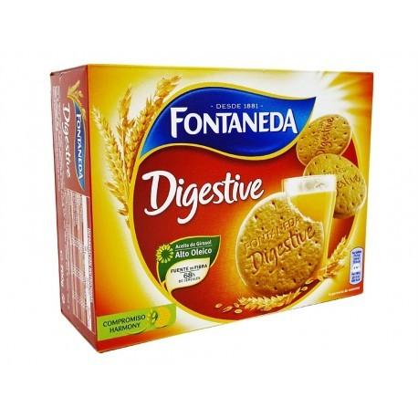 Fontaneda 700g box Digestive Cookies