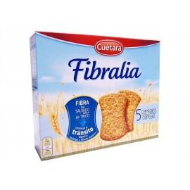 Cuétara Galletas Fibralia 5 Cereales Caja 500g