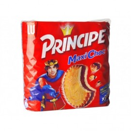 LU Galletas Príncipe MaxiChoc Pack 3x250g