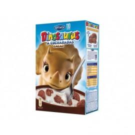 Artiach 350g box Dinosaurus cereal a tablespoon of cocoa