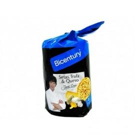 Bicentury 123g package Truffle, mushroom and cheese flavored corn cakes