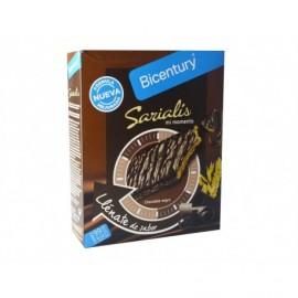 Bicentury Barritas Sarialis Chocolate Negro Caja 6ud