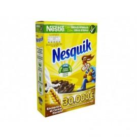 Nestlé 375g box Nesquik chocolate cereal