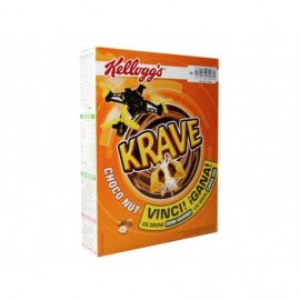 Kellogg´s 375g box Krave cereals