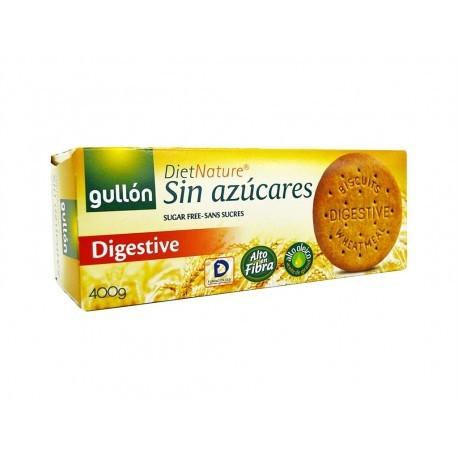 Gullón Galletas Diet Nature Digestive Sin Azúcares Caja 400g