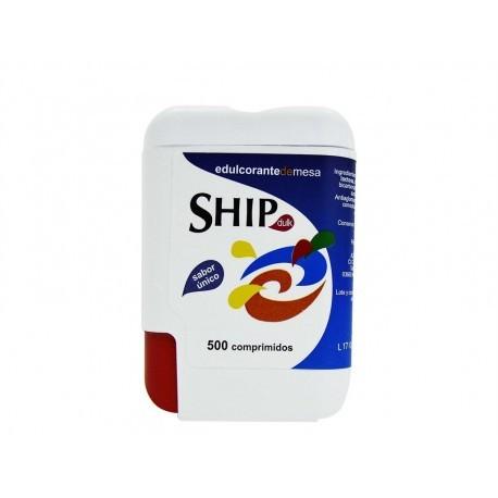 Ship Edulcorante 500 Comprimidos