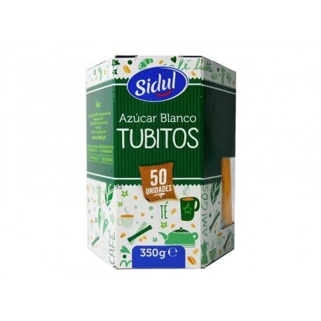 Sidúl Azúcar en Tubitos Caja 50uds