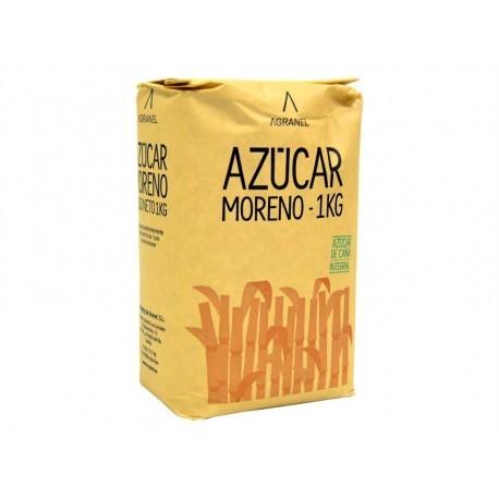 Azúcar Moreno de Caña Integral Paquete 1kg