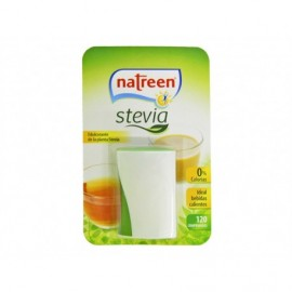 Natreen Glass jar 120 Comprimidos Sweetener Stevia