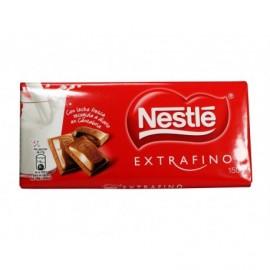 Nestlé 125g bar Extra fine milk chocolate