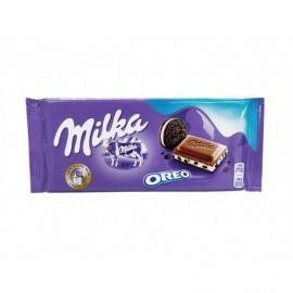 Milka 100g bar Oreo chocolate
