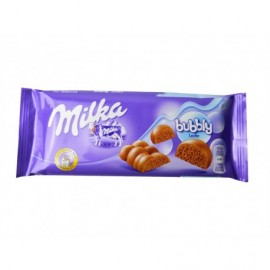 Milka Chocolate Bubbly Tableta 90g