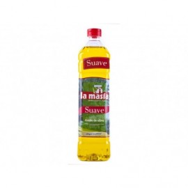 La Masia Bottle 1l Olive oil 0.4º