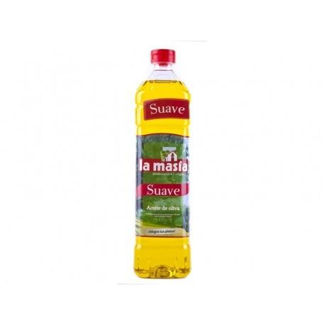 La Masía Aceite de Oliva 0.4º Botella 1l