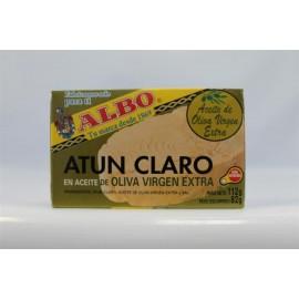Atun Albo Claro Aceite Oliva virgen Ol-120 Grs