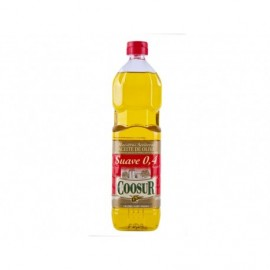 Coosur Bottle 1l Olive oil 0.4º