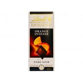 Lindt Chocolate Dark Noir Orange Intense Tableta 100g