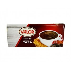 Valor Chocolate a la Taza Tableta 300g