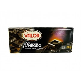 Valor Chocolate Negro 70% Tableta 200g