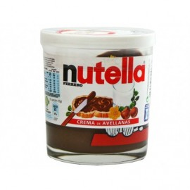 Nutella 200g glass jar Hazelnut cream spread