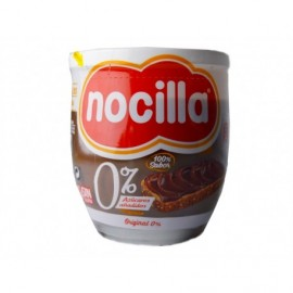 Nocilla Crema de Cacao 0% Azúcares Añadidos Bote 190g