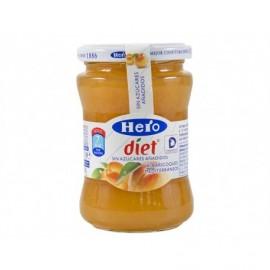 Hero Diet Mermelada Light de Albaricoque Tarro 280g