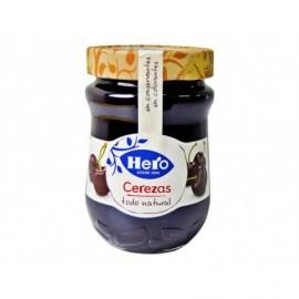 Hero Marmellata di ciliegie Barattolo di vetro da 340 g