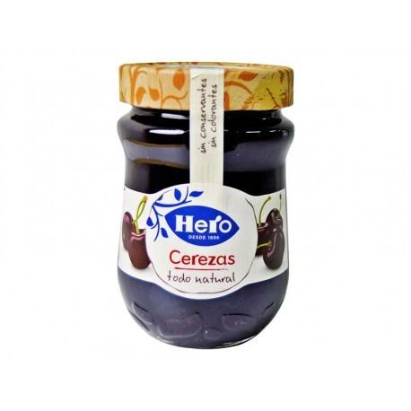 Hero Mermelada de Cerezas Tarro 340g