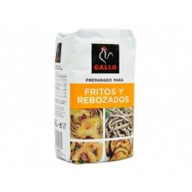 Gallo Harina de Trigo para Fritos y Rebozados Paquete 1kg