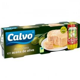 Atun Calvo Aceite La Española Ro-100 Pk-3