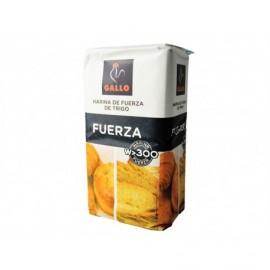 Gallo Harina de Fuerza de Trigo Paquete 1kg