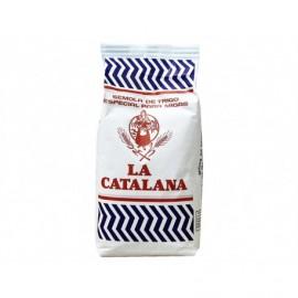 La Catalana Package 1kg Wheat semolina for crumbs