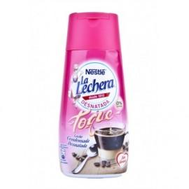 Nestlé Kondensmilch serviert La Lechera einfach 450g Glas