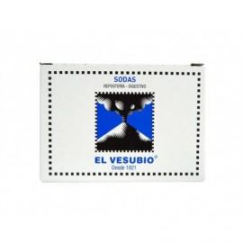 El Vesubio Sodas Caja 42g