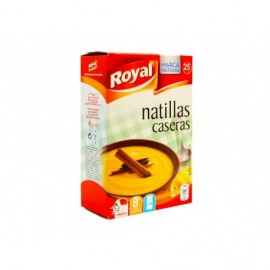 Royal Natillas Caseras Caja 25 Raciones - 100g
