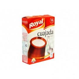 Royal Cuajada Caja 16 Raciones 48g