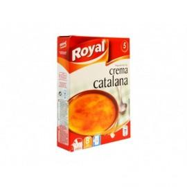 Royal Crema Catalana Caja 5 Raciones 120g