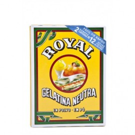 Royal Box 2 Sachets Neutral gelatin powder