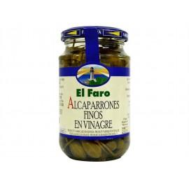 El Faro Alcaparrones Finos en Vinagre Cat. Primera Tarro 350g