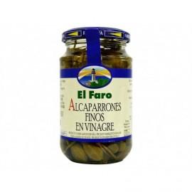 El Faro 350g glass jar Fine capers in vinegar 1st Cat.