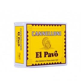 El Pavo Canelones Paquete 125g